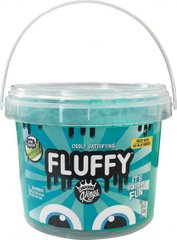Лизун Slime Fluffy бирюзовый 810 г Compound Kings (110190)