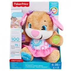 Сестричка Ученого щенка с технологией Smart Stages Fisher-Price FPP81