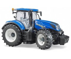 Игрушка Bruder Трактор New Holland 1:16 (03120)