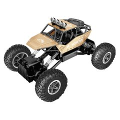 Машинка Sulong Toys Off-road crawler Force золотий 1:14 (SL-122RHG)