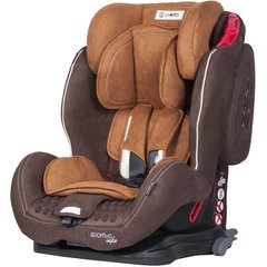 Автокресло Coletto Sportivo 9-36 brown