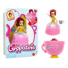 Кукла Cuppatinis S1 Лиза Мокко Cuppatinis 46743