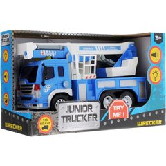 Автокран со светом и звуком Junior trucker Dave Toy 33019
